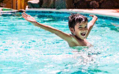 Wird mein Kind jemals schwimmen lernen?