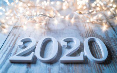 Mein Jahresrückblick 2020 – was für ein merkwürdiges Jahr